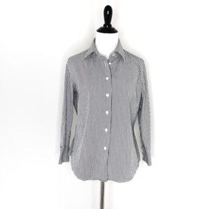 J Crew Button Down Collared Shirt (Size M)